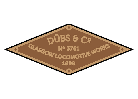 Dúbs & Co works plates