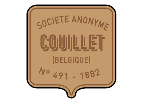 Couillet works plates