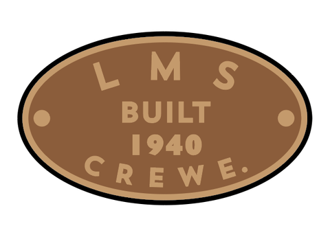 LMS works plates