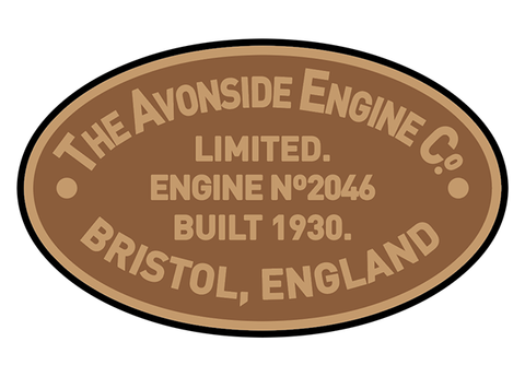 Avonside larger works plates