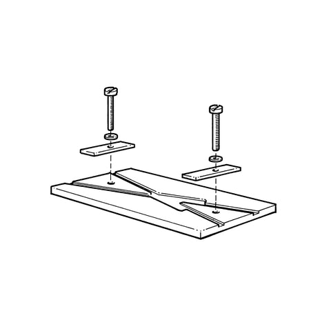 Type 2 Crossing Jig
