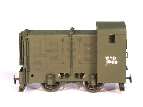Dick Kerr petrol electric Locomotive