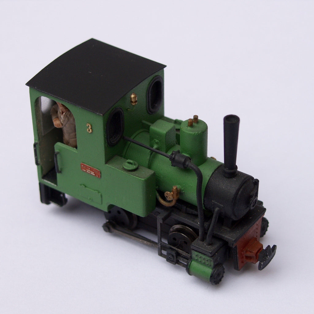 40hp O&K contractor loco