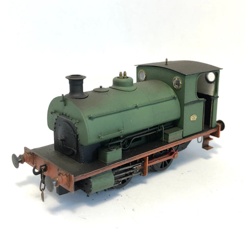 Peckett post-date Conversion