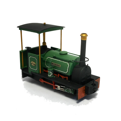 Manning Wardle Locomotive