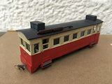 Ashover Light Railway coach parts (for scratch-builders)