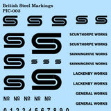 Industrial Transfers - British Steel