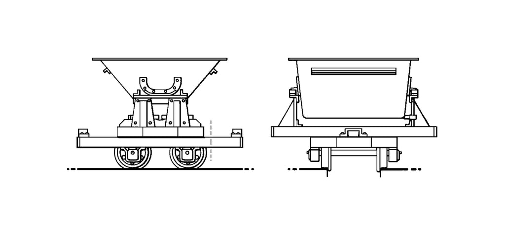 Hudson End Tipper Wagon