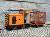Alan Keef K12 diesel locomotive