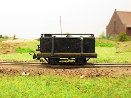 W.G. Bagnall water tank wagon (Rectank)