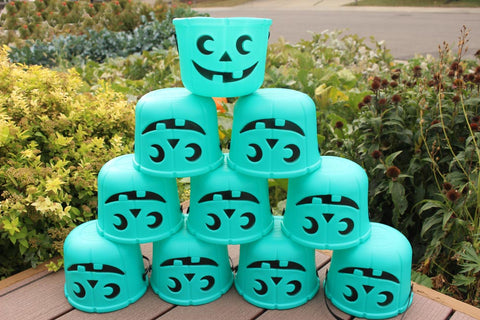 Teal Pumpkin Candy Bucket Bulk Packs!