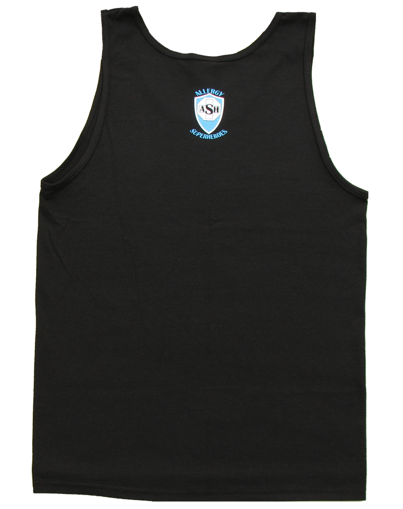 Food Allergy Advocate Men's Tank by Allergy Superheroes