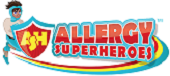 Allergy Superheroes logo