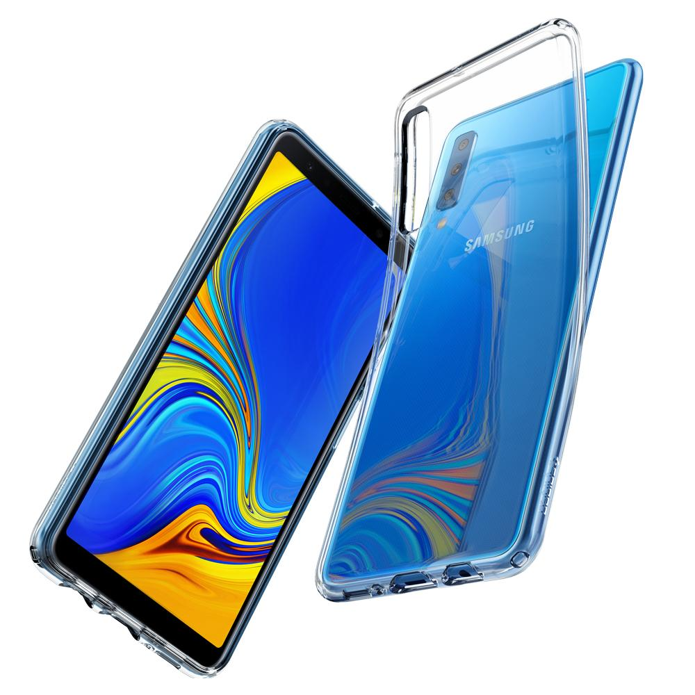 Galaxy A7 (2018) Case Liquid Crystal