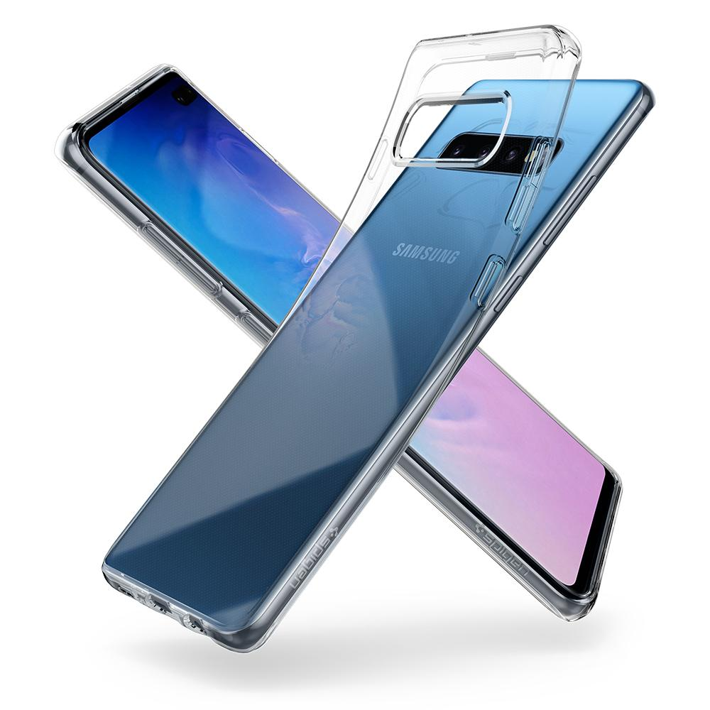 Galaxy S10 Plus Case Liquid Crystal