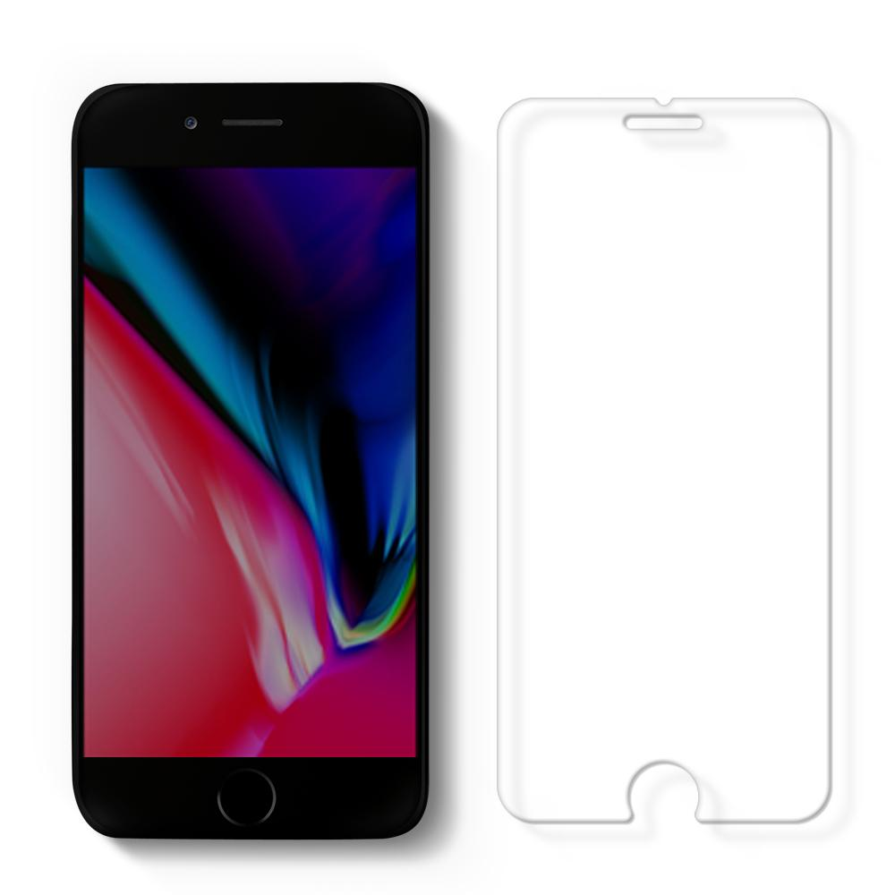iPhone 8 Screen Protector EZ FIT GLAS.tR SLIM