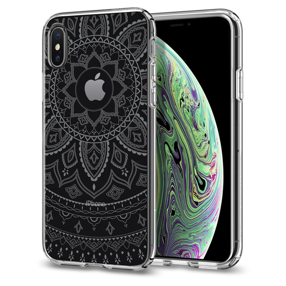 iPhone XS Case Liquid Crystal Shine