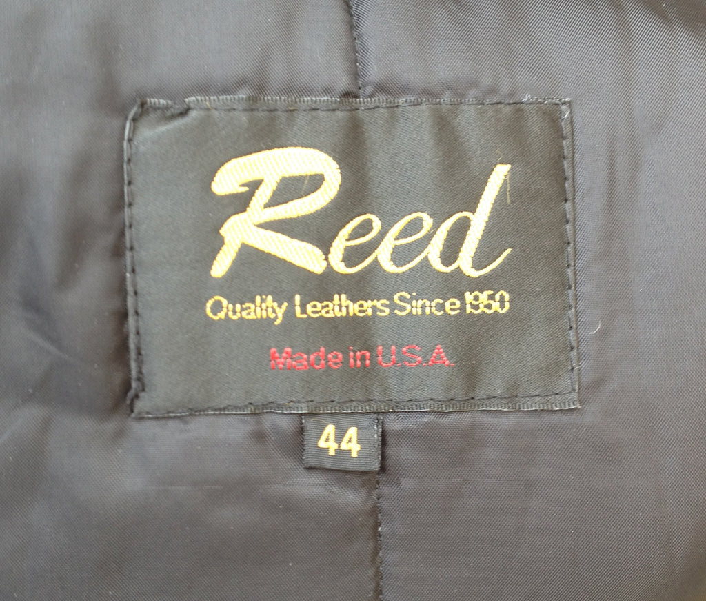men's reed sportswear cafe' racer jacket - made in usa – deizen