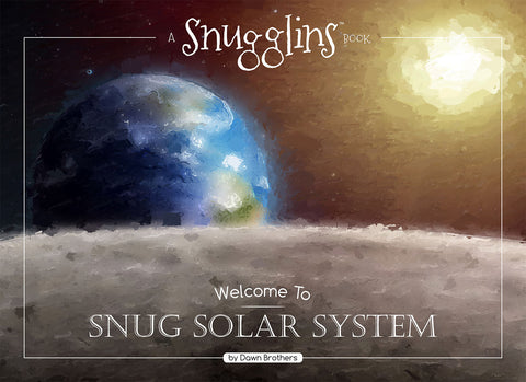 Coming soon: Welcome to Snug Solar System Book