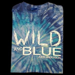 Wild And Blue Shirt