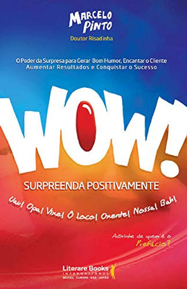 WOW! Surpreenda Positivamente - eBook