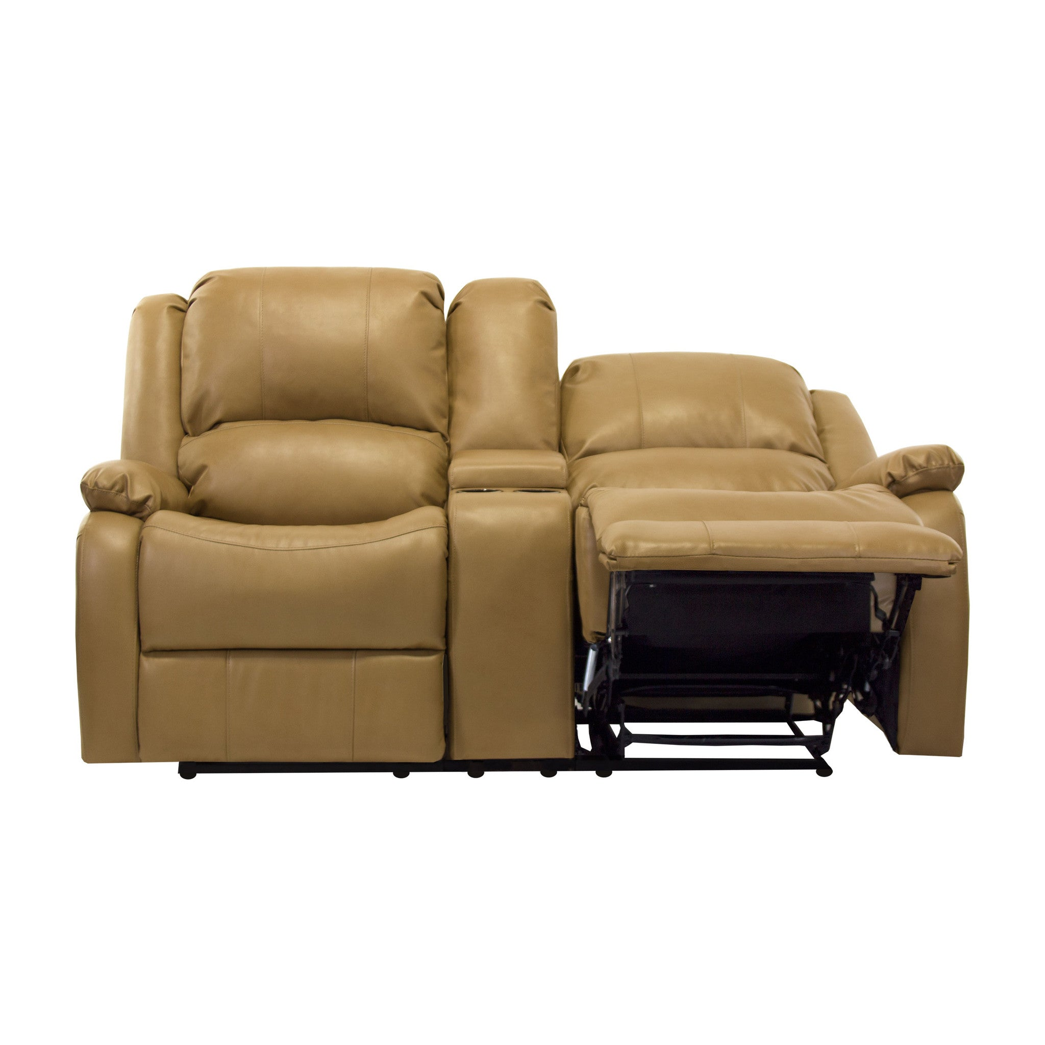 ... RecPro Charles 67  Double RV Wall Hugger Recliner Sofa w/ Console Toffee (Available rv furniture  sc 1 st  RestoreRV.com & RecPro™ Recliner Sofa | RestoreRV | RestoreRV.com islam-shia.org