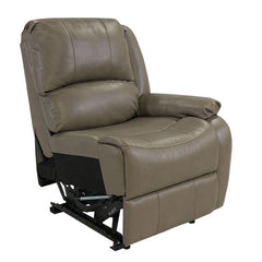 "RecPro Charles 29"" Right Arm Recliner Modular RV Furniture Putty"