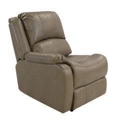 "RecPro Charles 29"" Left Arm Recliner Modular RV Furniture Putty"