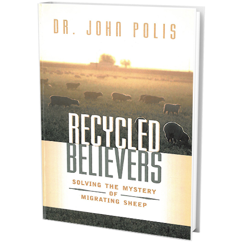 Recycled Believers :Solving The Mystery of Migrating Sheep (book)