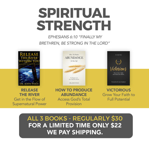 Spiritual Strength Book Package