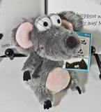 Splat the Cat Book with Splat Plush &  Seymour Mouse $44.50