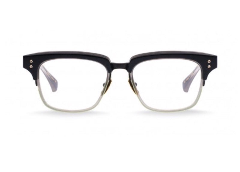 6e9d69af7b ... DITA STATESMAN FIVE SQUARE-FRAME OPTICAL GLASSES