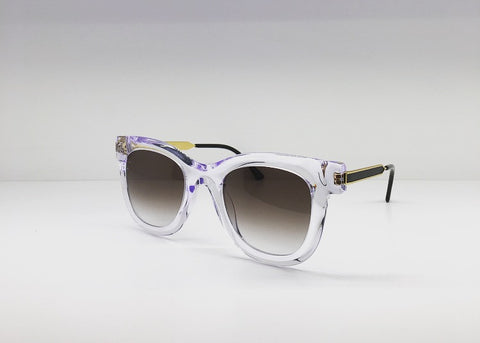 SEATTLESUNGLASS.COM: NUDITY CLEAR SQUARE-SUNGLASSES BY THIERRY LASRY