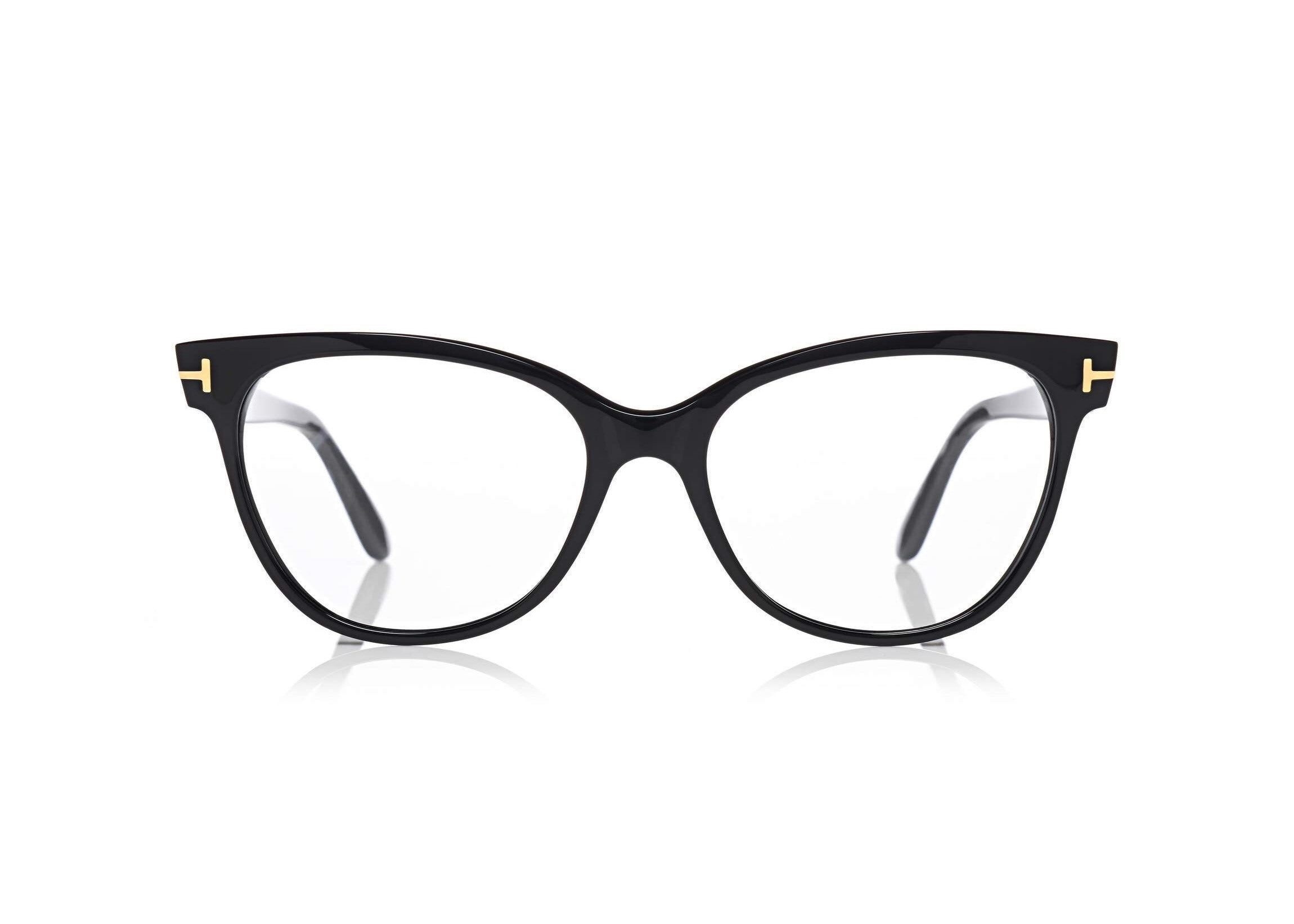 144b5d1a364 Tom-Ford-5291-Womens-Black-Frame-Optical-Glasses-