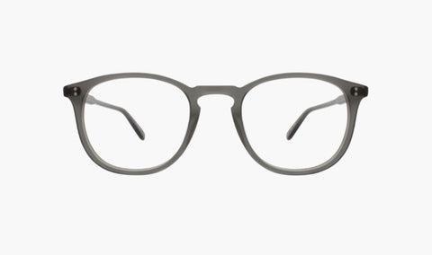 a60e7d6000 Garrett-Leight-Kinney-Matte-Grey-Optical-Glasses-Seattle-