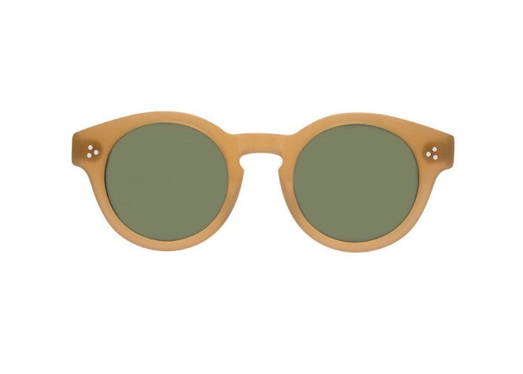 8372fd3dae40 Moscot Eyewear: Grunya Goldenrod Sunglasses | Seattle Sunglass ...