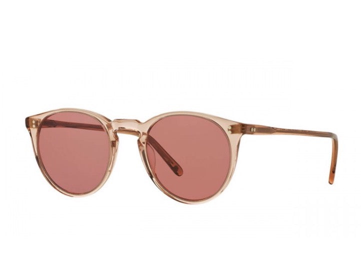 349c976835965 ... The-Row-omalley-translucent-amber-round-sunglasses-seattle-