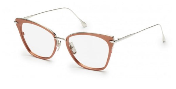 5d3de3b6725 DITA ARISE CAT-EYE FRAME ROSE GOLD OPTICAL GLASSES - Seattle Sunglass  Company