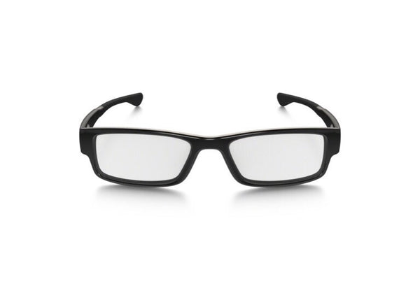 68562ce8cf2 Oakley  Airdrop Men s Square-Glasses Black - 15% OFF FIRST ORDER! - Seattle  Sunglass Company