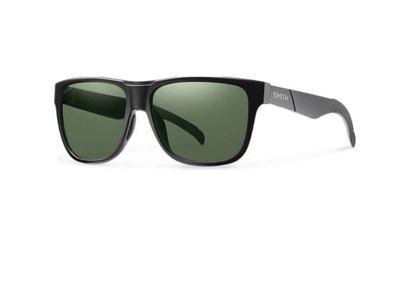 4941a2f845 Seattle Sunglass  Lowdown XL Black Polarized - Smith Optics ...