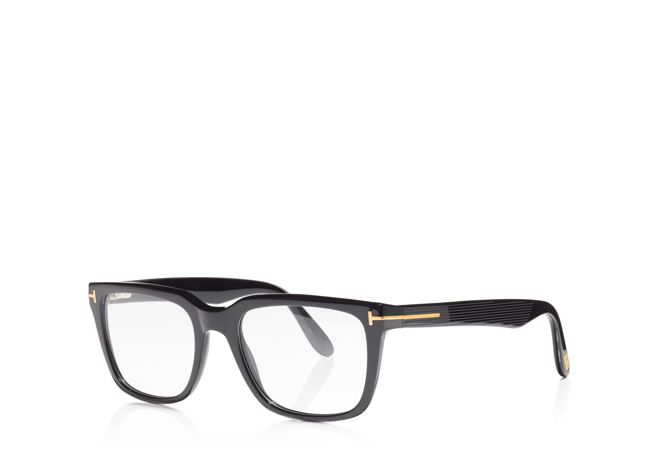 dd89b55c95 ... 6468962906 TOM FORD FT 5304 MEN S BLACK SQUARE-FRAME OPTICAL GLASSES