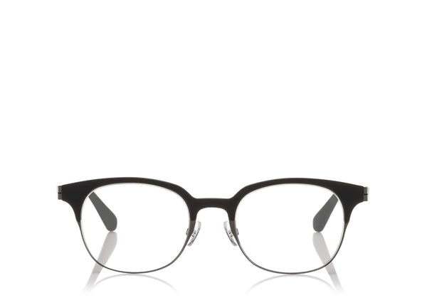 29c7d094ae TOM FORD FT 5347 BLACK ROUND-FRAME OPTICAL GLASSES - Seattle Sunglass  Company
