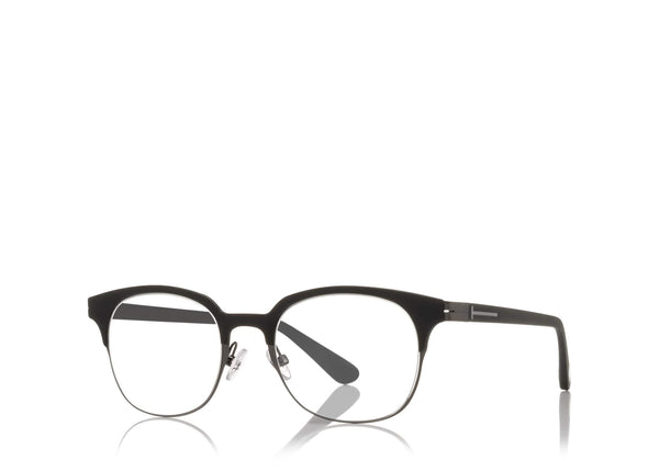 18c0bca2d78 TOM FORD FT 5347 BLACK ROUND-FRAME OPTICAL GLASSES - Seattle Sunglass  Company