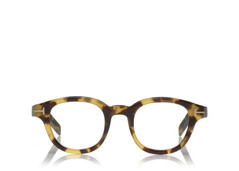 1272c7bbd9 6468981330 TOM FORD FT 5429 UNISEX ROUND-FRAME OPTICAL GLASSES