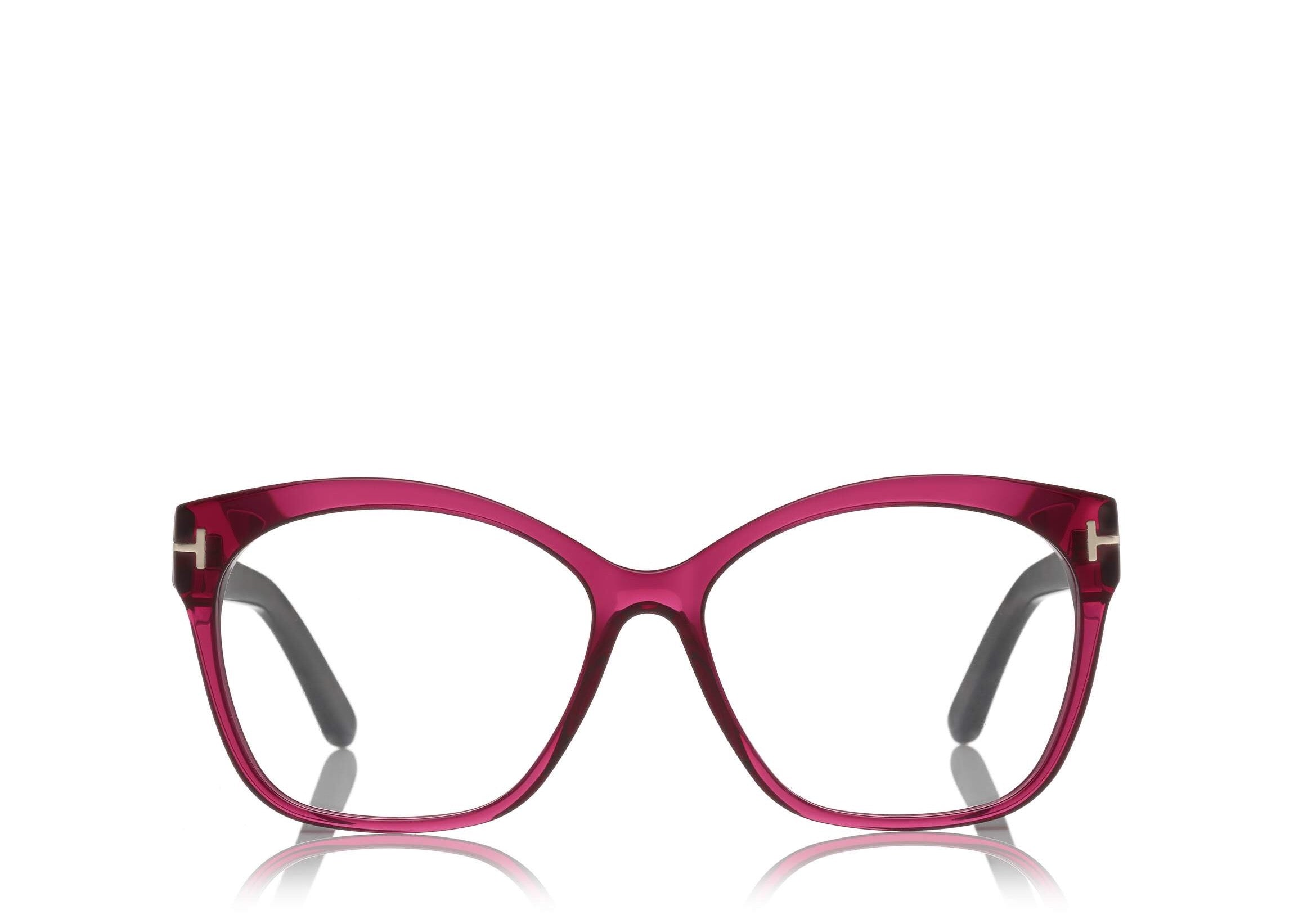 9d2c1452a806 6468981410 TOM FORD FT 5435 WOMEN'S SQUARE-FRAME OPTICAL GLASSES ...