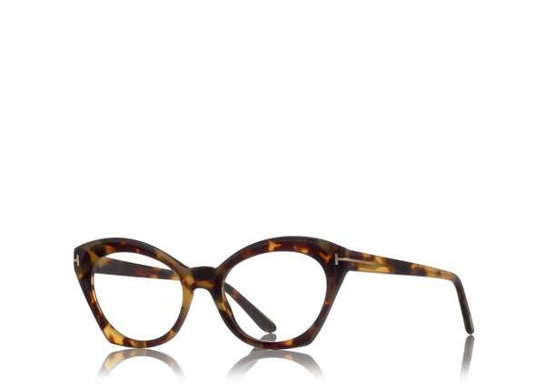 df018509ea 6468985965 TOM FORD FT 5456 WOMEN S CAT-EYE FRAME OPTICAL GLASSES ...