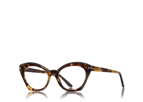 990f699905d 6468985965 TOM FORD FT 5456 WOMEN S CAT-EYE FRAME OPTICAL GLASSES