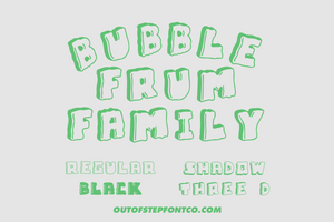 Bubble Frum released