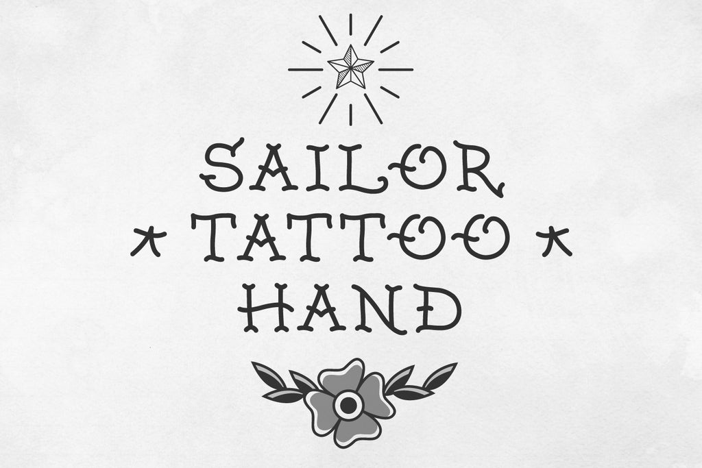 Sailor Tattoo Hand released