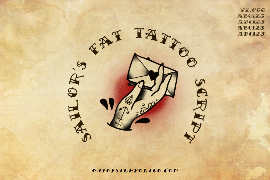 Sailor's Fat Tattoo V2.006 Released